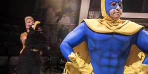 Bananaman Is Back In A Side-Splitting New Musical