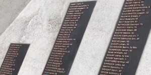 London's Worst Tube Disaster Marked By Touching New Memorial