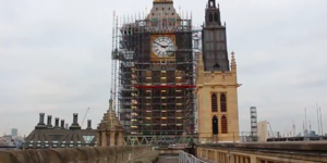 Behind The Scenes At The Restoration Of Big Ben