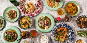 Popular Thai Restaurant Opens Veggie-Only Branch In Soho
