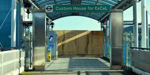 The Reopening Date For Custom House DLR Station Has Been Announced