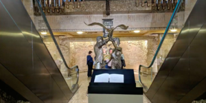 'Strange' Diana And Dodi Memorial To Be Removed From Harrods