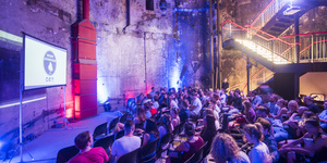 You Can Now Watch Films In A 50ft Deep Shaft With Secret Adventures