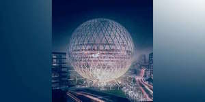 London To Get Cathedral Sized Crystal Ball?