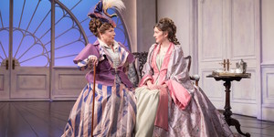 Jennifer Saunders Is Absolutely Fabulous In Oscar Wilde Play