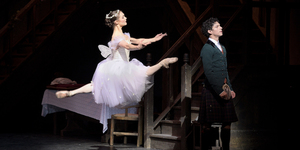 A Double Bill Of Contrasts From English National Ballet