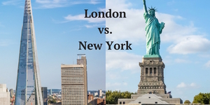 London Vs. New York: Which City Is Better?