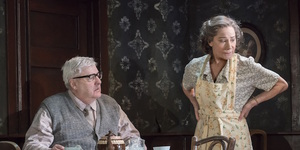 A Pitch-Perfect Revival Of An Early Pinter Classic