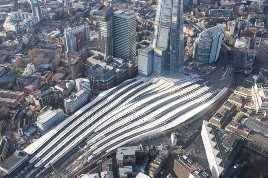 London Bridge opens retail development 10 times its previous size