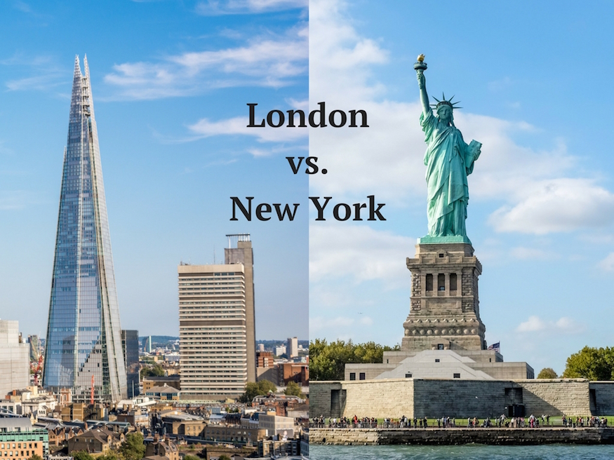 London vs new york which city is better londonist for Things to do in nyc for kids today