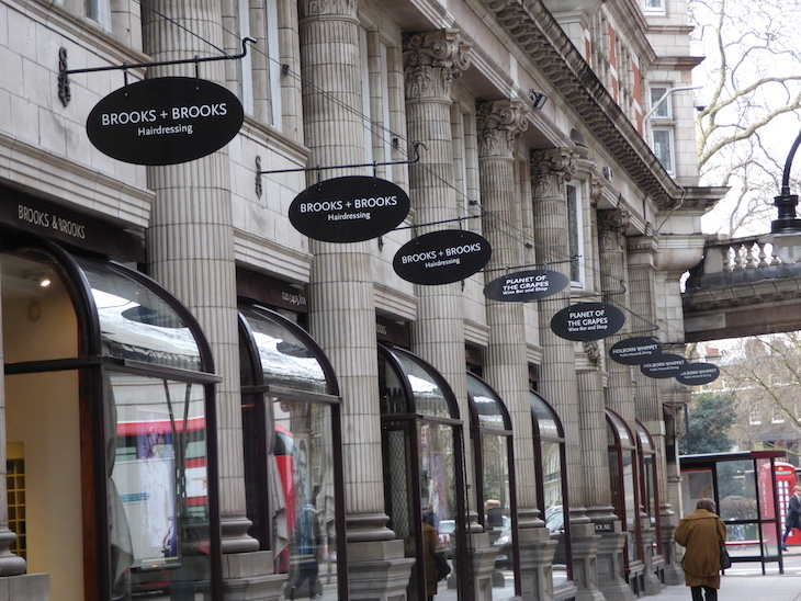 London 39 s italian street sicilian avenue londonist - Secret escapes london office ...
