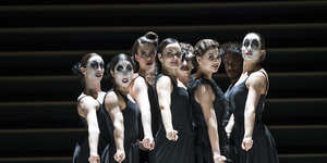 Carmen Is Monochrome And Magnificent At Royal Opera House