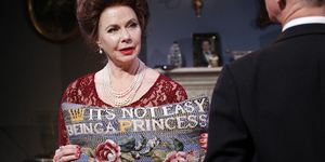 Charlie's Aunt Stars In A Princess Undone