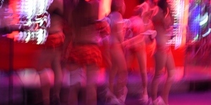 This Is What It's Like Being A Lap Dancer In London