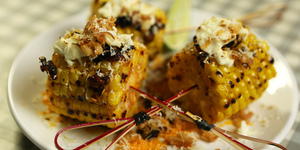 London's Best Sweetcorn