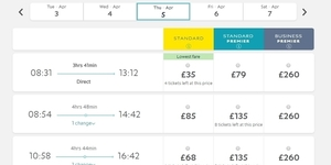 Does Eurostar's £35 Single To Amsterdam Ticket Actually Exist?