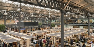 Foodie? Shopaholic? Old Spitalfields Market Is Your East London Home Away From Home
