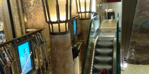 Ever Ridden The Egyptian Escalator Inside Harrods?