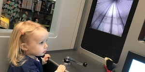 Kids Get To Drive Buses And Tube Trains At London Transport Museum