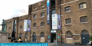 This Is Why You Should Definitely Visit Museum Of London Docklands