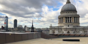 Looking For The Best View Of St Paul's Cathedral? Try This Roof Terrace