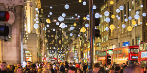 Fancy Designing The Oxford Street Christmas Lights?