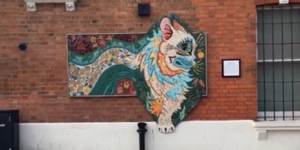 There's A Surprising Amount Of Street Art Hidden Around Willesden Green