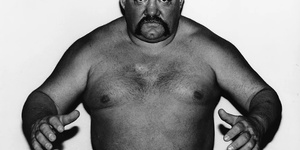 One Man's Obsession With The Golden Age Of British Wrestling