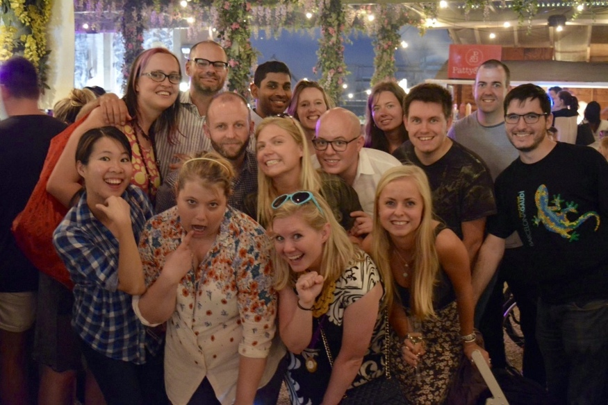 Who'd have thought it — in a city this big, it's actually pretty damn  difficult to meet somebody new. But us Londoners, we're a friendly bunch  really, ...