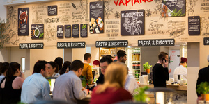 Vapiano Makes Splitting The Bill Oh So Simple