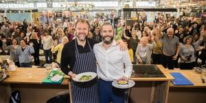 Get Your Foodie Fill With 2-For-£10 Tickets To Eat & Drink Festival 2018