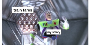 9 Memes Every Broke Londoner Can Relate To