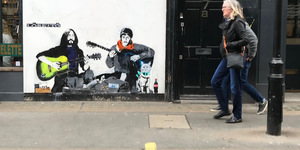 Seen Some Satirical Street Art? It's Probably Loretto