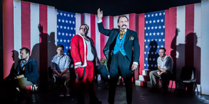 Theatre Review: Everybody Wants To Shoot A President In Assassins