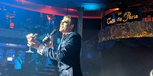Raunchy Ghosts From London's Past Appear At Cafe De Paris