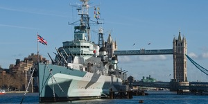 HMS Belfast Turns 80 This March, And You're Invited To Her Birthday Celebrations