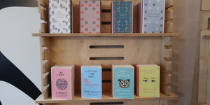 This Pop-Up Bookshop Only Stocks Female Authors