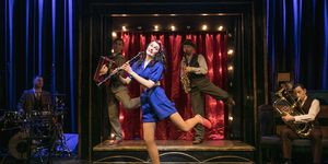 Theatre Review: Miss Nightingale At Hippodrome Casino