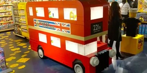 Big Fan Of Lego Or Sherlock? Better Get Yourself Down To Hamleys