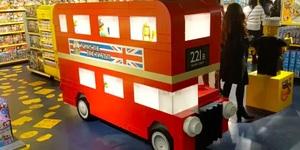 Big Fan Of Lego Or Sherlock? Better Get Yourself Down To Hamleys
