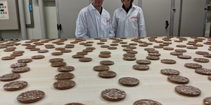 Inside The Factory That Makes Chocolate Digestives