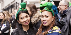 A Guide To St Patrick's Day In London 2018