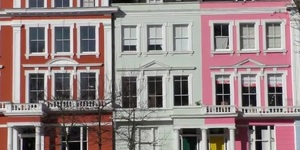 Are These London's Most Instagrammable Houses?