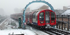 The Best Pictures Of Snowy London