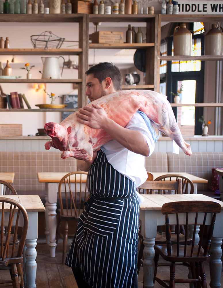 The Lord Of London's Roast Dinners Reviews    Pig & Butcher
