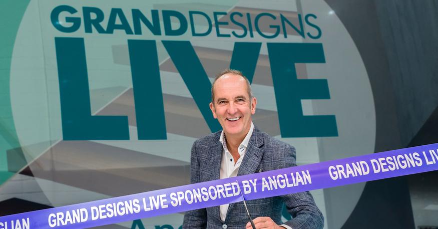 Grand Designs Free Weekend Ticket