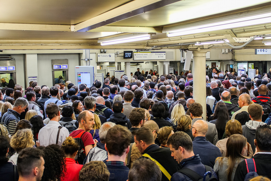 Are You Prepared For This Tube Strike Next Week Londonist