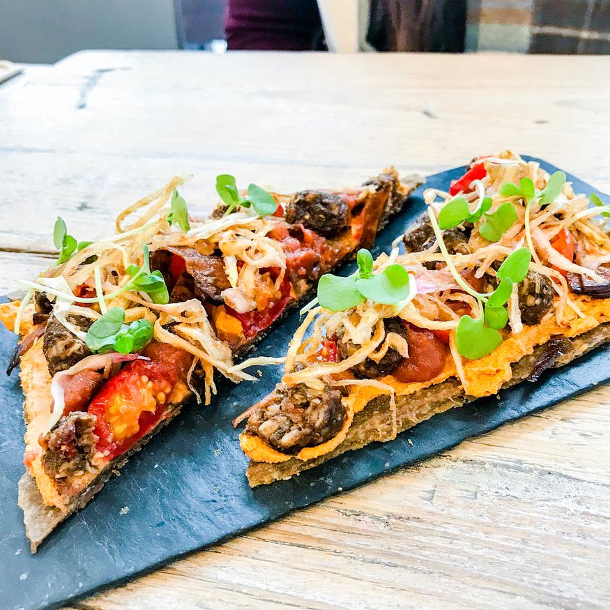 Londons Best Vegan Pizzas Londonist