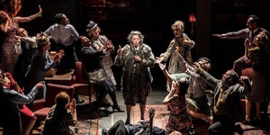 Absolute Hell Provides Dark Delight At National Theatre