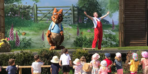 Kids Into Peter Rabbit? They'll Love This Place Near London